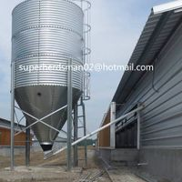steel Feed bin for chicken house thumbnail image