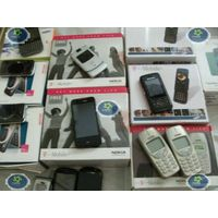 used mobile phones, reuse, used, scrap, in boxes thumbnail image