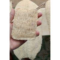 100% Natural Loofah Washing Brush, Loofah Kitchen Cleaning Sponge - Dish Washing Pads thumbnail image