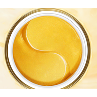 OEM Gold eye patch with Royal jelly extract for anti-wrinkle smoothening fine lines and anti-puffine