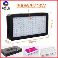 6 band color 300W full spectrum plant grow light led grow lights