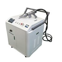 100 W Laser Cleaning Machine Rust remover Factory Supplier