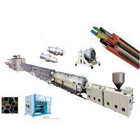 PE, PP Pipe Production Line plastic machines