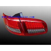 Hyundai new santafe tail lamp