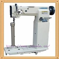 Super high post bed compound feed lockstitch industrial  sewing machine JK-8365/8366