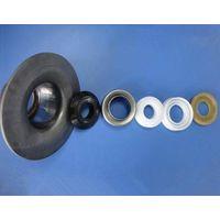 conveyor roller bearing housing and sealings