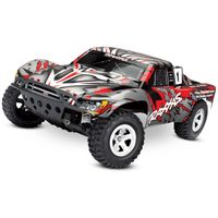 Traxxas Slash RTR 1/10 2WD Short Course Racing RC Truck w/Quick Charger TRA58034-1