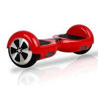 2 Wheel Rechargeable Electric Drifting Hoverboard Scooter/Self Balance Scooter With LED Light