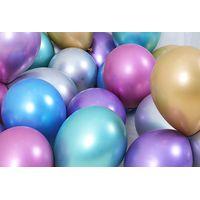 12 inch Metallic Chrome Balloon