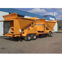 Highly Productive M-2200 (50m3/h) - Mobile Concrete Plant
