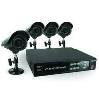 Defender SN500-4CH-002 Feature-rich 4 Channel H.264 DVR Security System thumbnail image
