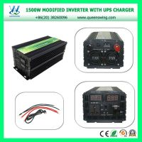 1500W DC AC Power Inverter with 12v/24v to 110v/220v