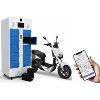 LEV Power Battery Lithium Battery Charging Swapping Cabinet With Intelligent Platform thumbnail image