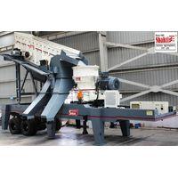 SMAN Wheel Mounted crushing Plant