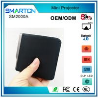 SM2000A Mini Pico Projector Proyector android projector thumbnail image