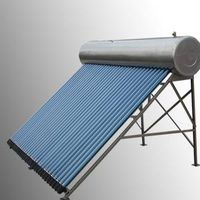 Stainless Steel Compact Pressurized solar water heater thumbnail image