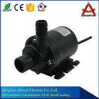 china DC 12V 24V high flow 5m solar centrifugal submersible pump thumbnail image