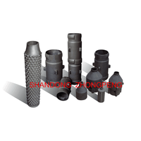 SISIC ceramic Radiant tube ( radiation pipe):