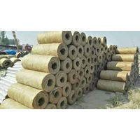 rock wool pipe mineral wool pipe cover