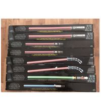 StarWARS Force FX Lightsaber collection Mace Windu, Anakin Skywalker, Stars Lightsaber, Darth Vader,