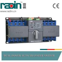 Rdq3cx Type Dual Power Auto Transfer Switch