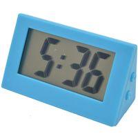 LCD Digital Table Desktop Electronic Alarm Clock Watch Timer thumbnail image