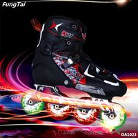 Roller Inline Skate With High-end Carbon Fibre Freestyle Patins For Men Women (DA1023)