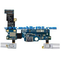 USB Dock Connector Charging Port Flex Cable for Samsung Galaxy S5 Mini Sm-G800f thumbnail image