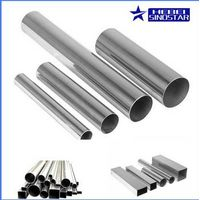 201/301/304/316 Stainless Steel Welded Pipe