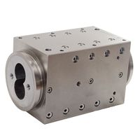 Supply Berstorff Twin Screw Plastic Extruder Machinery Screw Barrel