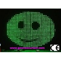 Holiday Light Full Color LED Display Curtain Indoor P8
