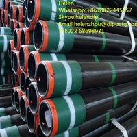 API SPEC. 5CT Seamless Casing Pipe, Steel Grade J55,N80,P110,PH-6 Petroleum Casing and Tubing in oil