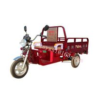 Yong Xing electric cargo tricycle