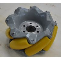 310mm 650kg payload AGV mecanum wheel/ omni wheel manufacture