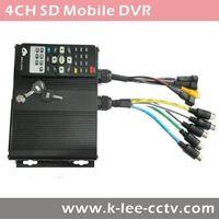 4ch Car DVR