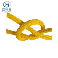 RECOMEN 6-160mm uhmwpe marine rope mooring towing for sale thumbnail image
