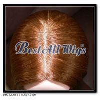 Natural hair color, no dye, no bleached,no chemical processed 100% European Hair Jewish wig