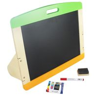 Safety and Eco-Friendly Wooden Portable Double Side Art Easel Manufacturer for Kids and Children