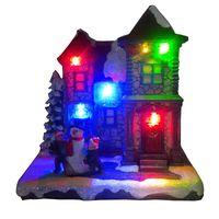 christmas led house thumbnail image