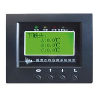 Electric Contact Online Temperature Measurement System