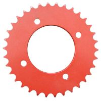 Motorcycle Transmission-sprocket and chain