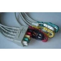 Marqutte Clip Type ECG lead wire