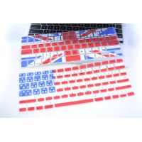 US/UK Flag Macbook Keyboard Cover
