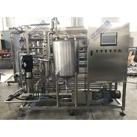 Small fruit juice sterilizer