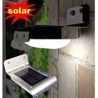 Solar Panel 16LED Solar Lamp Solar Power LED Light Outdoor Solar Lamp Spotlight Garden Light thumbnail image