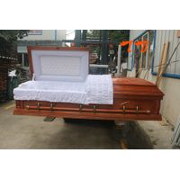 TD-A02American style cheap price chinese casket for sale