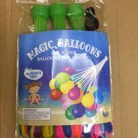 37 Pcs Bunch Of Water Balloons Magic Water Balloon