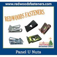 Panel U-Nuts