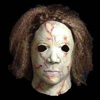 X-MERRY halloween horror face mask michael myers face mask horror face mask