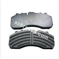 disc brake pad for brake cv pad for DAF